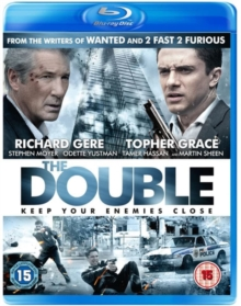 The Double, Blu-ray