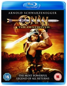 Conan the Destroyer, Blu-ray