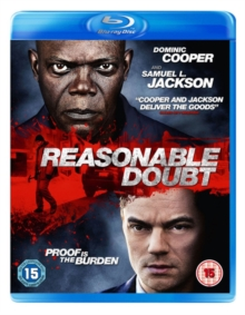 Reasonable Doubt, Blu-ray  BluRay