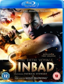 Sinbad - The Fifth Voyage, Blu-ray