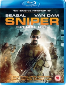 Sniper - Special Ops, Blu-ray