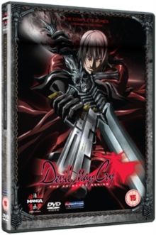 Devil May Cry: The Complete Collection, DVD