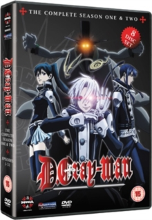 D. Gray Man: The Complete Collection, DVD
