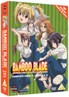 Bamboo Blade: Complete Series 1, DVD