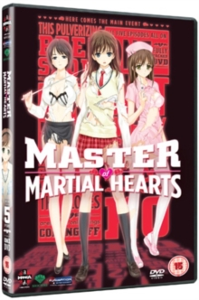 Master of Martial Hearts, DVD