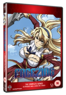 Freezing: The Complete Series, DVD