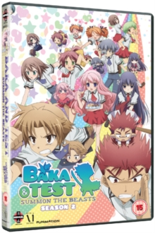 Baka and Test - Summon the Beasts: Complete Series Two, DVD