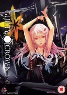 Guilty Crown: Series 1 - Part 2, DVD