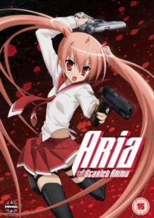 Aria the Scarlet Ammo, DVD