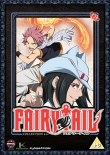 Fairy Tail: Part 6, DVD