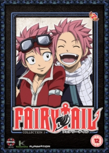 Fairy Tail: Part 7, DVD