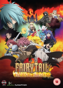 Fairy Tail the Movie: Phoenix Priestess, DVD  DVD
