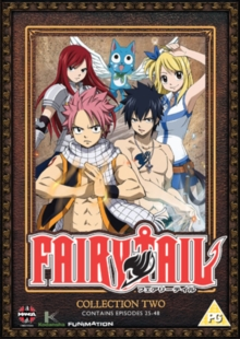 Fairy Tail: Collection 2, DVD