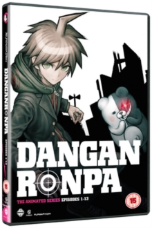 Danganronpa the Animation: Complete Season Collection, DVD
