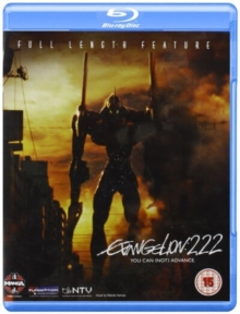 Evangelion 2.22 - You Can (Not) Advance, Blu-ray