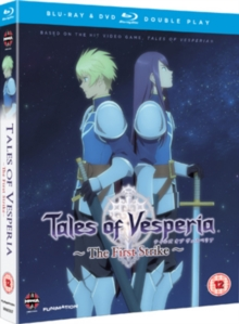 Tales of Vesperia: The First Strike, Blu-ray