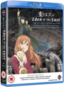 Eden of the East: The Complete Collection, Blu-ray