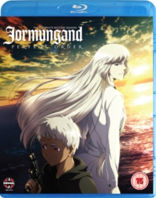 Jormungand: The Complete Season 2, Blu-ray  BluRay