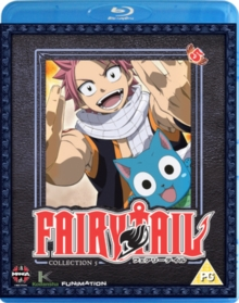 Fairy Tail: Part 5, Blu-ray