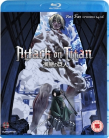 Attack On Titan: Part 2, Blu-ray