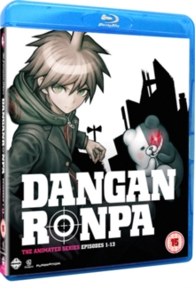 Danganronpa the Animation: Complete Season Collection, Blu-ray  BluRay