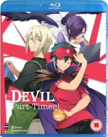 The Devil Is a Part-timer: Complete Collection, Blu-ray