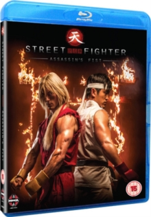 Street Fighter: Assassin's Fist, Blu-ray