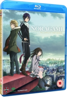 Noragami: The Complete First Season, Blu-ray  BluRay
