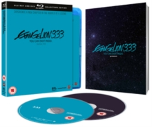 Evangelion 3.33 - You Can (Not) Redo, Blu-ray