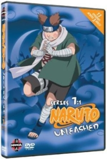 Naruto Unleashed: Series 7 - Volume 1, DVD