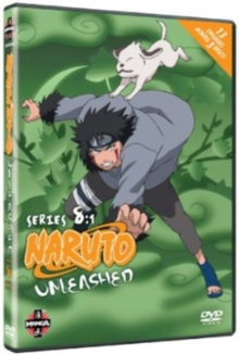 Naruto Unleashed: Series 8 - Volume 1, DVD