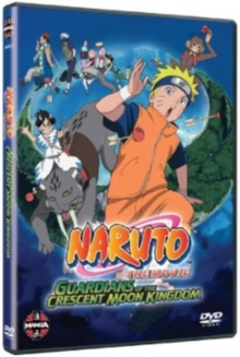 Naruto the Movie 3 - Guardians of the Crescent Moon Kingdom, DVD