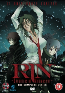 Rin, Daughters of Mnemosyne: The Complete Series, DVD  DVD