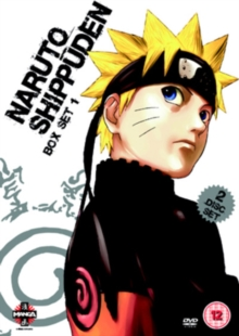Naruto - Shippuden: Collection - Volume 1, DVD