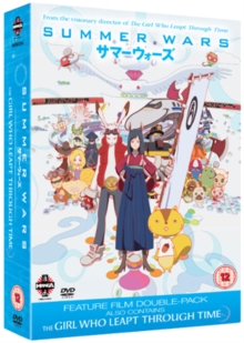 Summer Wars/The Girl Who Leapt Through Time, DVD
