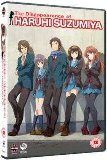 The Disappearance of Haruhi Suzumiya, DVD