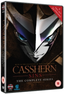 Casshern Sins: Complete Collection, DVD