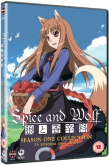 Spice and Wolf: The Complete Season 1, DVD