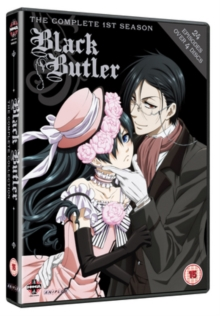 Black Butler: The Complete First Season, DVD