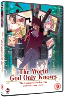 The World God Only Knows: Complete Season 1, DVD DVD