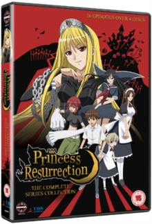 Princess Resurrection: The Complete Series Collection, DVD