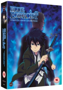 Blue Exorcist: Complete Series Collection, DVD