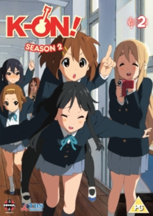 K-ON! Season 2 - Part 2, DVD