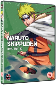 Naruto - Shippuden: Collection - Volume 12, DVD