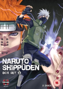 Naruto - Shippuden: Collection - Volume 13, DVD  DVD