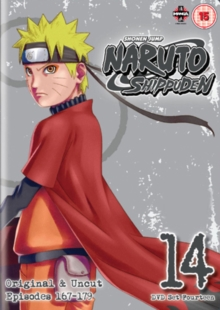 Naruto - Shippuden: Collection - Volume 14, DVD