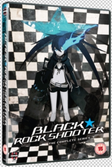 Black Rock Shooter: The Complete Series, DVD