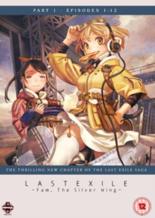 Last Exile - Fam, the Silver Wing: Part 1, DVD