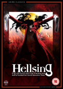 Hellsing: The Complete Series Collection, DVD