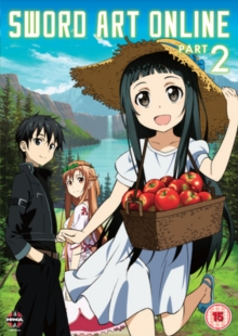 Sword Art Online: Part 2, DVD